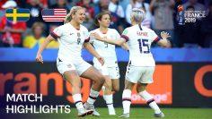 Sweden v USA – FIFA Women's World Cup France 2019™