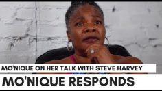 MoNique On Steve Harvey Losing His Show: ..No Integrity & Now..No Bag?