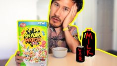 Sour Patch Kids CEREAL?!