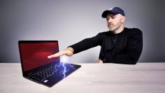 This 2-Pound Laptop Has Super Powers…