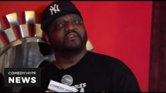 Aries Spears Stops Interview And Responds To Naim Lynn: Kevin Hart Is Your Man? – CH News