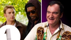It felt pretty good! Quentin Tarantino on 'appearing' in The Avengers, Team America and Shrek.