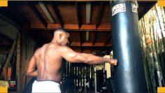 Michael Jai White Training – Strike WIth the POWER OF SHOTPUT