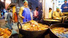 Street Food in Pakistan – ULTIMATE 16-HOUR PAKISTANI FOOD Tour in Lahore, Pakistan!