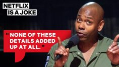 Dave Chappelle on the Jussie Smollett Incident   Netflix Is A Joke