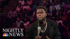 Kevin Hart Suffers Major Back Injuries After A Car Crash In Malibu | NBC Nightly News