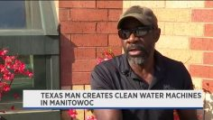 Texas Mans Invention Creates Drinking Water from Air