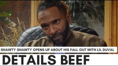 Shawty Shawty Admits Lil Duval Beef Hurt His Career: Details Fight And How It Started