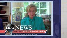 Hillary Clinton endorses Joe Biden