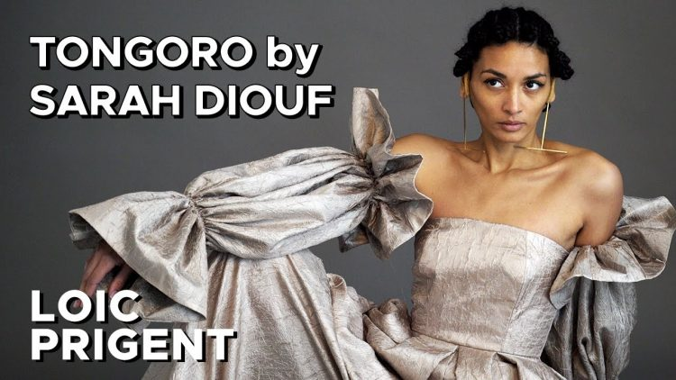 DISCOVER SARAH DIOUF AND WHY BEYONCE LOVES HER FASHION! by Loic Prigent