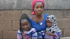 My Husband Abandoned My Daughters And Me Because We Have Blue Eyes – Risikat, Ilorin Mom | Punch